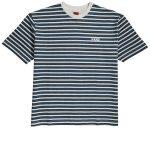 photo du tshirt Wind stripe blue grey green