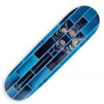 photo de la planche passport tile life blue