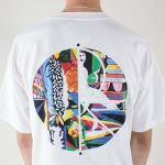 photo du tshirt palace memory palace fill logo white