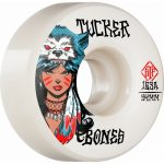 photo des roues bones we are wolves nick tucker 54mm