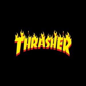 Photo du logo thrasher mag