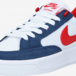 Photo de la nike Sb Adversary navy university red