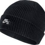 photo du bonnet nike sb fisherman ash