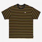 photo du tshirt yd strip black yellow
