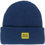 photo du bonnet antihero lil black hero navy yellow