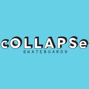 photo du logo collapse skateboards