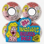photo des roues haze deflated doll 54mm
